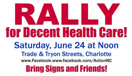 Rally for Healthcare top half