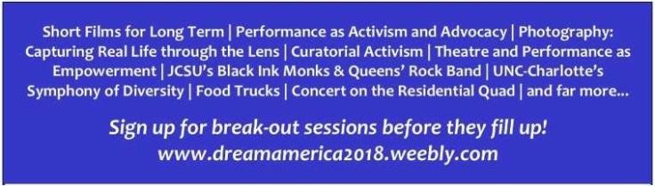 Dream America poster info