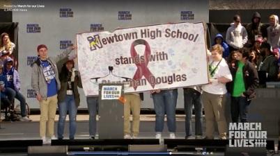 Newton High School Banner500x281