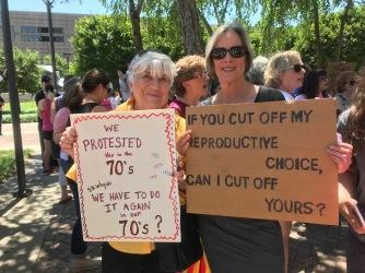 Stop the Bans Mary & Elizabeth